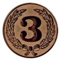 Placuta Medalie locul 3 D2-A38