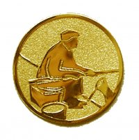 Placuta Medalie pescar D2-A55
