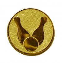 Placuta Medalie bowling D2-A13