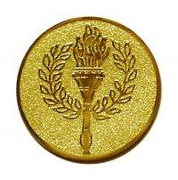 Placuta Medalie flacara olimpica D2-A40