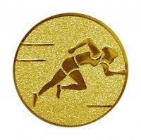 Placuta medalie atletism D2-A31
