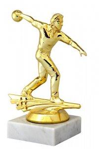 Figurina Jucator Bowling Barbat model 6551