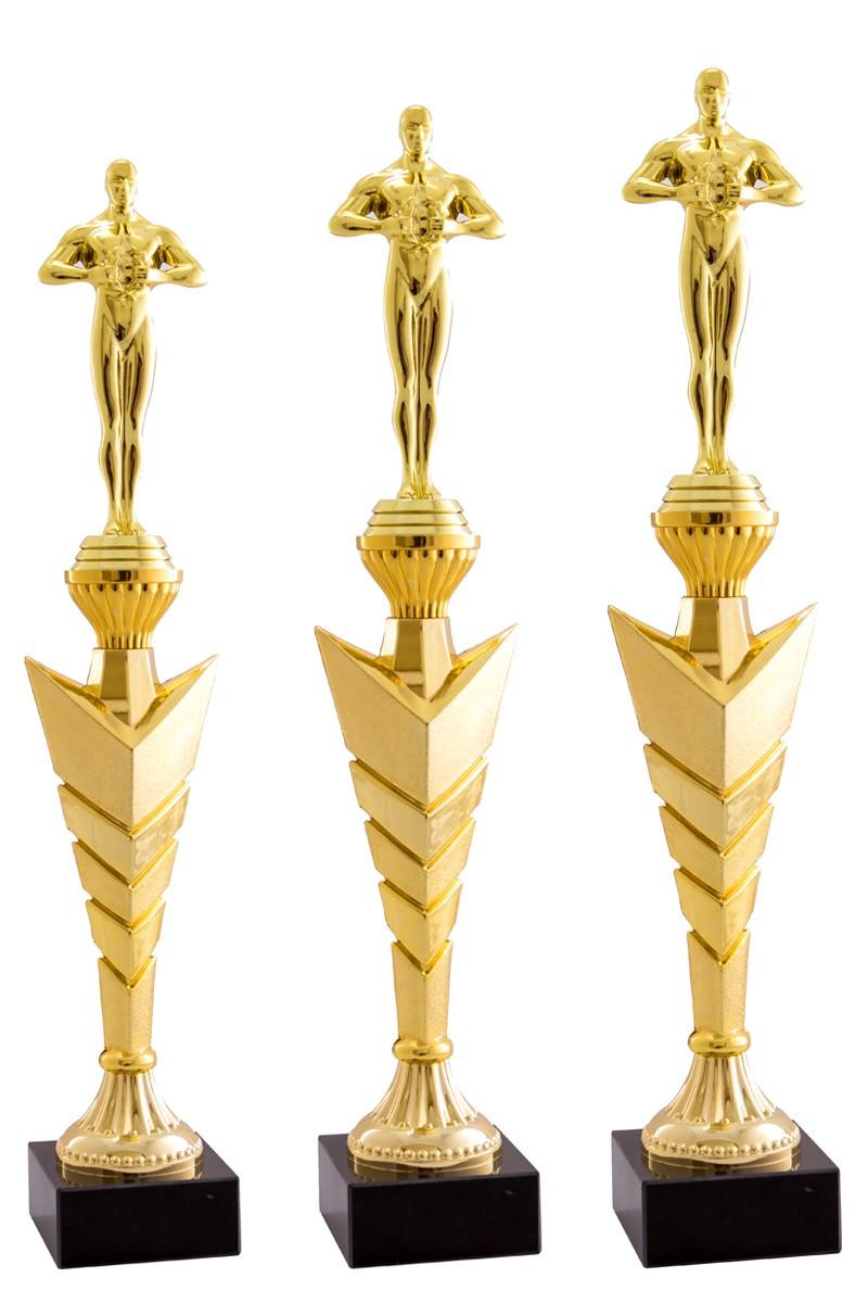 Trofeu Oscar 9020+F92/G
