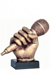 Figurina microfon RFST2074-14/BR