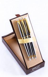 Set Pix, Stilou și Creion mecanic Daco SE302