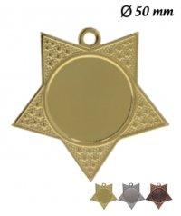 Medalie Stea MMC18050