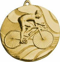 Medalie tematica ciclism  MMC5350