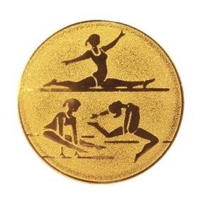 Placuta Medalie gimnastica D2-A130