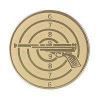 Placuta Medalie pistol D2-A51