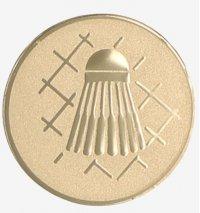 Placuta Medalie badminton D2-A45