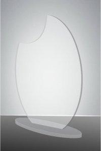 Trofeu sticla acrilica EAT01pers