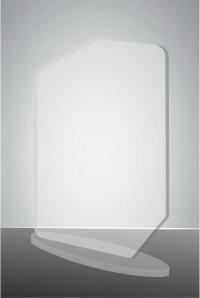 Trofeu sticla acrilica EAT02pers