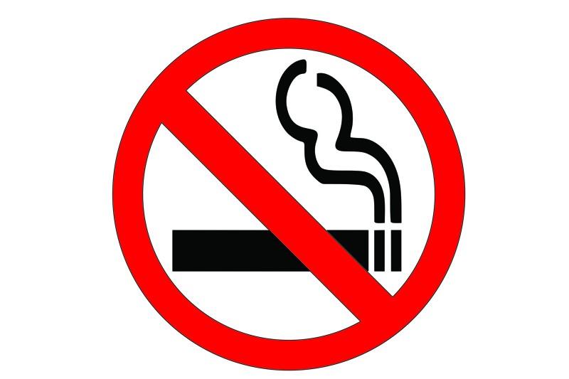 Stickere Fumatul interzis!