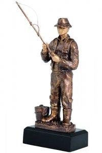 Figurina Pescar