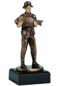 Figurina pescar cu peste
