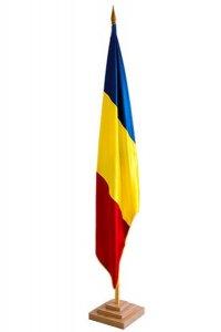 Drapel tricolor dublu