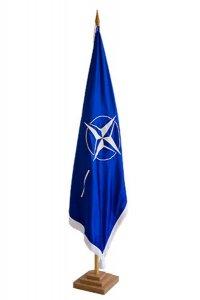 Drapel UE / NATO simplu