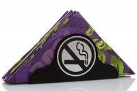 Suport servetele Fumatul interzis!