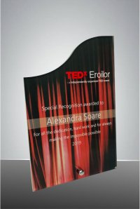 Placheta acrilica EASP11
