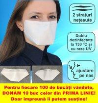 Mască de protecție - Set 50 buc.