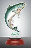 Trofeu acryl peste FISH02
