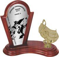 Trofeu lemn TRFL654AG