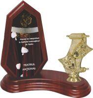 Trofeu lemn WF404