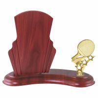 Trofeu lemn WF408Figurina Tenis de masa F277