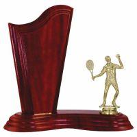 Trofeu lemn WF411Figurina tenis F278