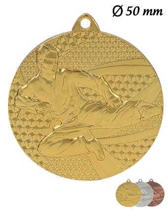 medalie karate mmc6650