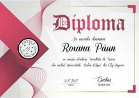 Diploma absolvire A002