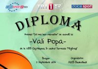 Diploma competitii sportive C016