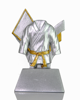 Figurina Karate