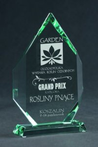 Trofeu Cristal  G018