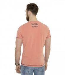tricou camp david sky orange1