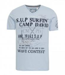 Tricou Camp David Surf and Hope