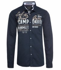 Camasa Camp David Retro Sailing