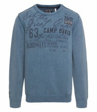 Pulover Camp David Retro Sailing