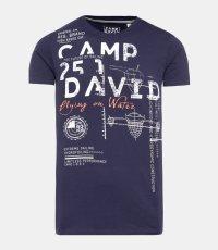 Tricou Camp David Future of Sailing