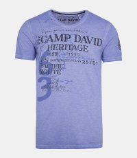 Tricou Camp David U.S. Travel