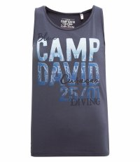 Tricou Camp David Scuba Diving