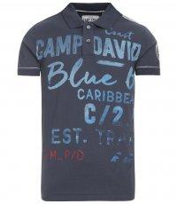 Polo Camp David Scuba Diving