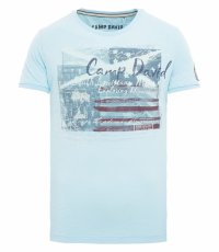 Tricou Camp David U.S. Travel III