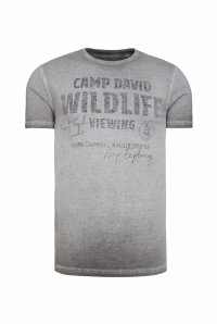 Tricou Camp David Park Ranger