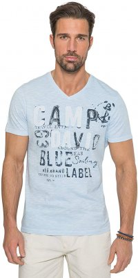 Tricou Camp David Colourful Easter