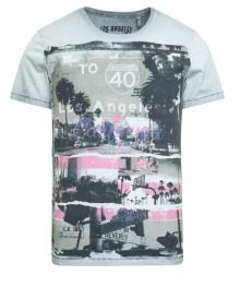 Tricou Camp David L.A. ink