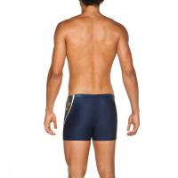 Arena M Roy Short Navy Lily Yellow 3