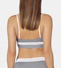 Sloggi Ever Fresh Crop Top M013 grey combination 2