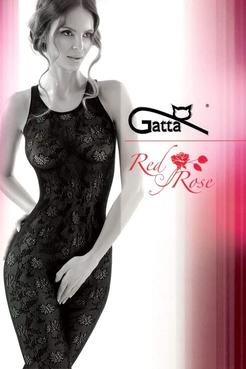 Gatta Red Rose 03 Negru 3
