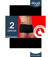 Sloggi men 247 Hipster 2P Negru 4